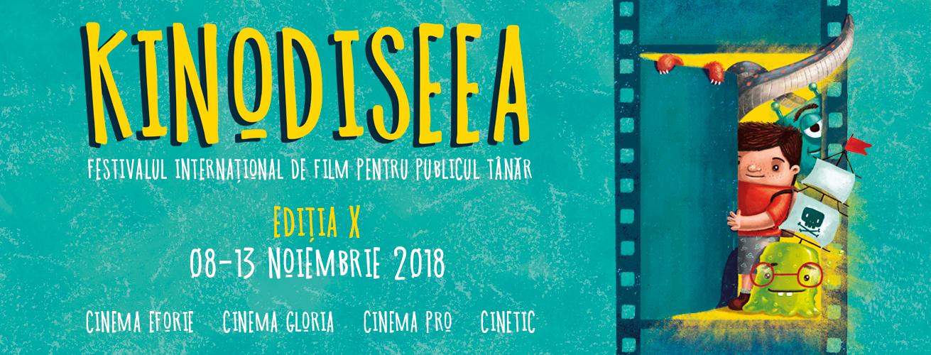 kinodiseea andra badea cuteoshenii film festival children poster illustration